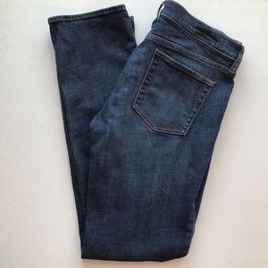 J. Crew Straight Leg Jeans Size 30R